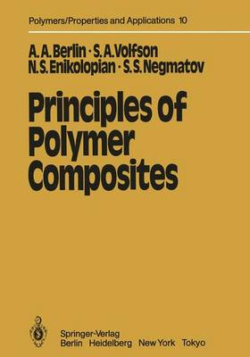 Principles of Polymer Composites - Polymers - Properties and Applications 10 (Paperback)