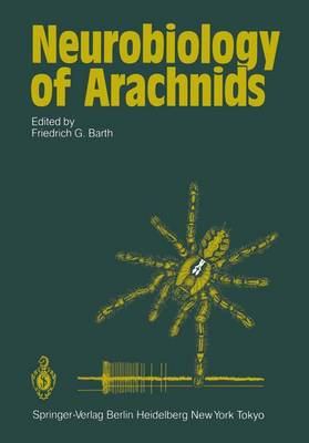 Neurobiology of Arachnids (Paperback)