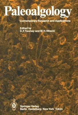 Paleoalgology: Contemporary Research and Applications (Paperback)