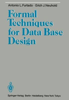 Formal Techniques for Data Base Design (Paperback)