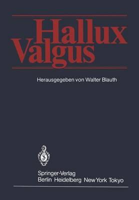 Hallux Valgus (Paperback)