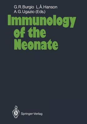 Immunology of the Neonate (Paperback)