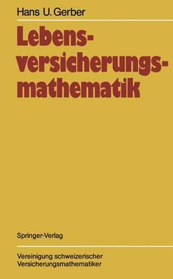 Lebensversicherungsmathematik (Paperback)