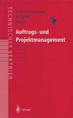 Auftrags- und Projektmanagement (Paperback)