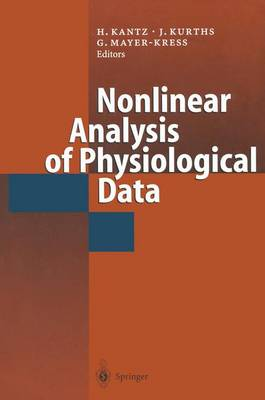 Nonlinear Analysis of Physiological Data (Paperback)