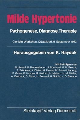 Milde Hypertonie (Paperback)