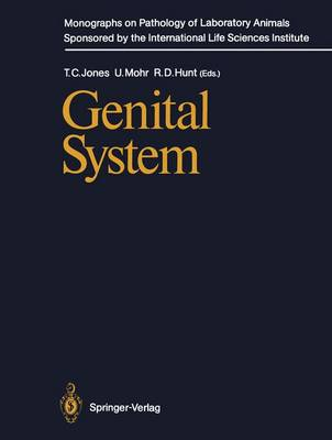 Genital System - Monographs on Pathology of Laboratory Animals (Paperback)