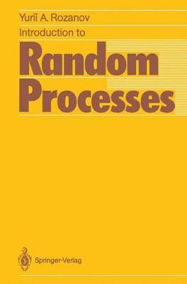 Introduction to Random Processes - Springer Series in Soviet Mathematics (Paperback)