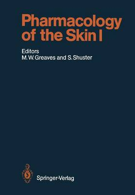 Pharmacology of the Skin I: Pharmacology of Skin Systems Autocoids in Normal and Inflamed Skin - Handbook of Experimental Pharmacology 87 / 1 (Paperback)