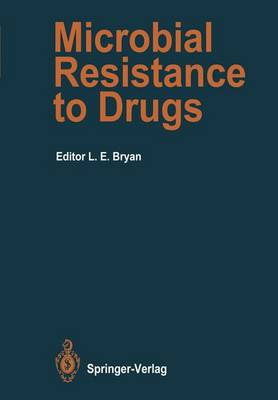 Microbial Resistance to Drugs - Handbook of Experimental Pharmacology 91 (Paperback)