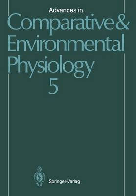 Advances in Comparative and Environmental Physiology - Advances in Comparative and Environmental Physiology 5 (Paperback)