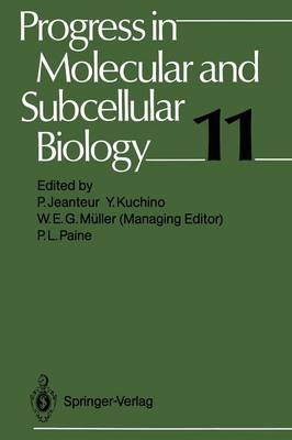 Progress in Molecular and Subcellular Biology - Progress in Molecular and Subcellular Biology 11 (Paperback)