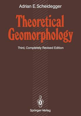 Theoretical Geomorphology (Paperback)
