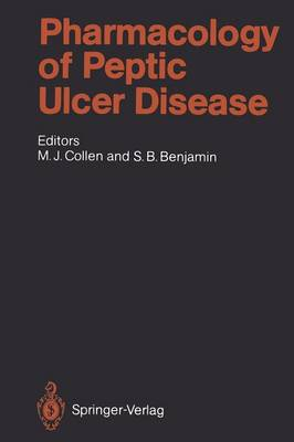 Pharmacology of Peptic Ulcer Disease - Handbook of Experimental Pharmacology 99 (Paperback)