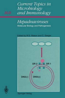 Hepadnaviruses: Molecular Biology and Pathogenesis - Current Topics in Microbiology and Immunology 168 (Paperback)