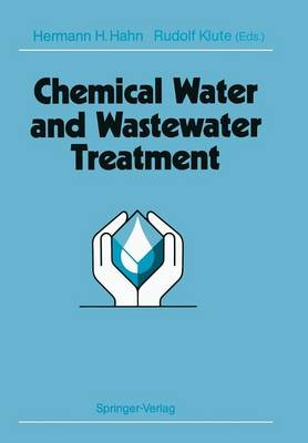 Chemical Water and Wastewater Treatment: Proceedings of the 4th Gothenburg Symposium 1990 October 1-3, 1990 Madrid, Spain (Paperback)