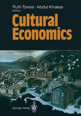 Cultural Economics (Paperback)