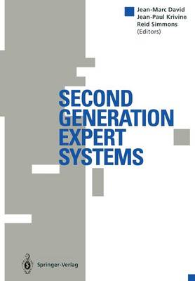 Second Generation Expert Systems (Paperback)