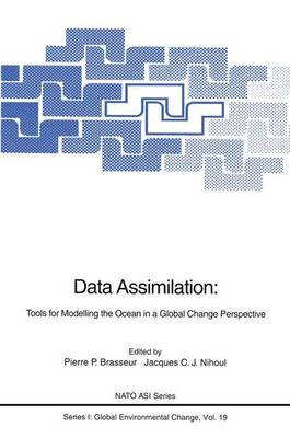 Data Assimilation: Tools for Modelling the Ocean in a Global Change Perspective - Nato ASI Subseries I: 19 (Paperback)