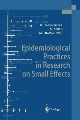 Epidemiological Practices in Research on Small Effects (Paperback)