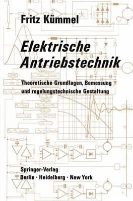 Elektrische Antriebstechnik (Paperback)