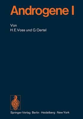 Androgene: I - Handbook of Experimental Pharmacology / Androgens 35 / 1 (Paperback)