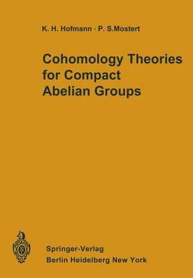 Cohomology Theories for Compact Abelian Groups (Paperback)