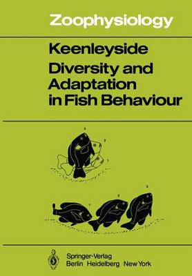 Diversity and Adaptation in Fish Behaviour - Zoophysiology 11 (Paperback)