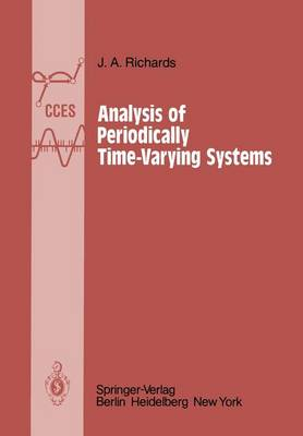 Analysis of Periodically Time-Varying Systems - Communications and Control Engineering (Paperback)