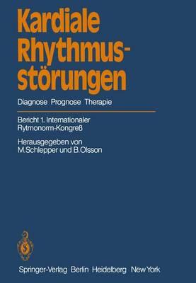 Kardiale Rhythmusstorungen (Paperback)