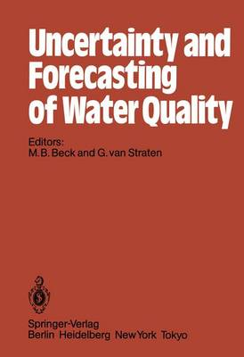Uncertainty and Forecasting of Water Quality (Paperback)