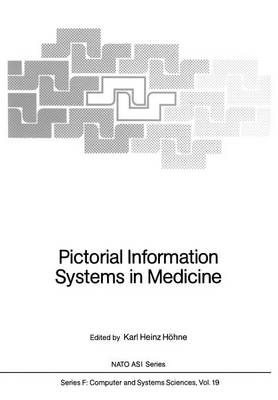 Pictorial Information Systems in Medicine - Nato ASI Subseries F: 19 (Paperback)