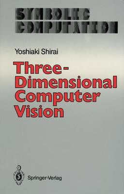 Three-Dimensional Computer Vision - Computer Graphics - Systems and Applications (Paperback)