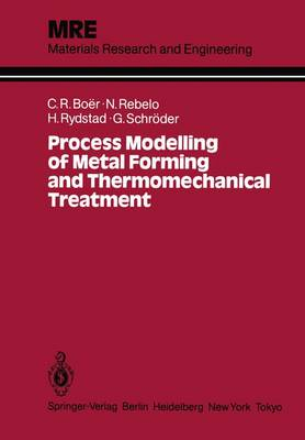 Process Modelling of Metal Forming and Thermomechanical Treatment - Materials Research and Engineering (Paperback)