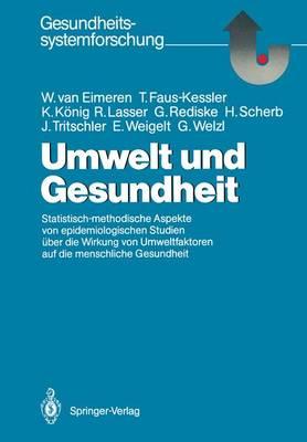 Umwelt and Gesundheit - Gesundheitssystemforschung (Paperback)