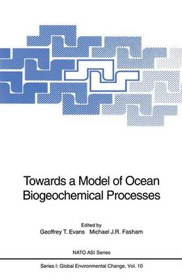 Towards a Model of Ocean Biogeochemical Processes - Nato ASI Series 10 (Paperback)