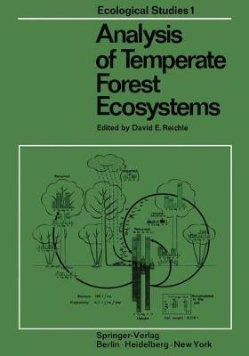 Analysis of Temperate Forest Ecosystems - Ecological Studies 1 (Paperback)