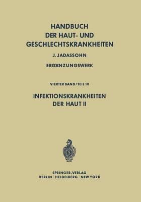 Infektionskrankheiten Der Haut II (Paperback)