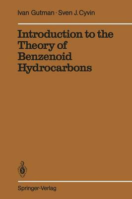 Introduction to the Theory of Benzenoid Hydrocarbons (Paperback)