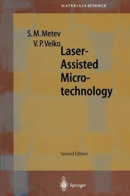 Laser-Assisted Microtechnology - Springer Series in Materials Science 19 (Paperback)