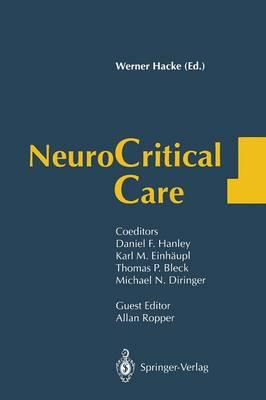 Neurocritical Care (Paperback)