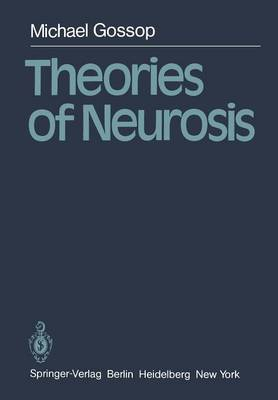 Theories of Neurosis (Paperback)