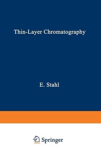 Thin-Layer Chromatography: A Laboratory Handbook (Paperback)