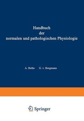 Arbeitsphysiologie II Orientierung. Plastizit t Stimme Und Sprache - Handbuch Der Normalen Und Pathologischen Physiologie 15/2 (Paperback)