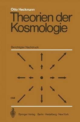Theorien der Kosmologie (Paperback)