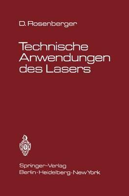 Technische Anwendungen des Lasers (Paperback)