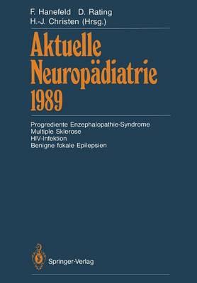 Aktuelle Neuropadiatrie 1989 (Paperback)