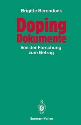 Doping Dokumente (Paperback)