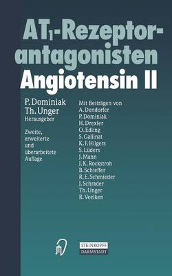 At1-Rezeptorantagonisten: Angiotensin II (Paperback)