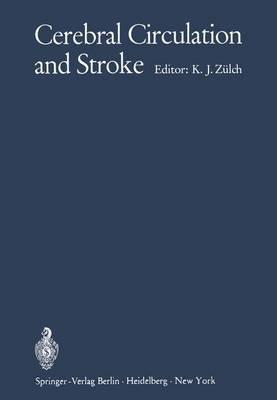 Cerebral Circulation and Stroke (Paperback)